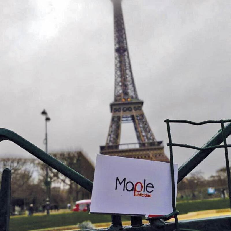 Torre Eifel – París – FRA