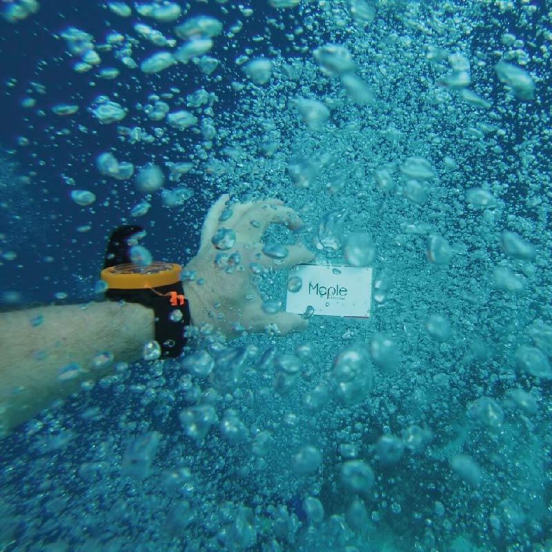 El sodeado – Mar caribe