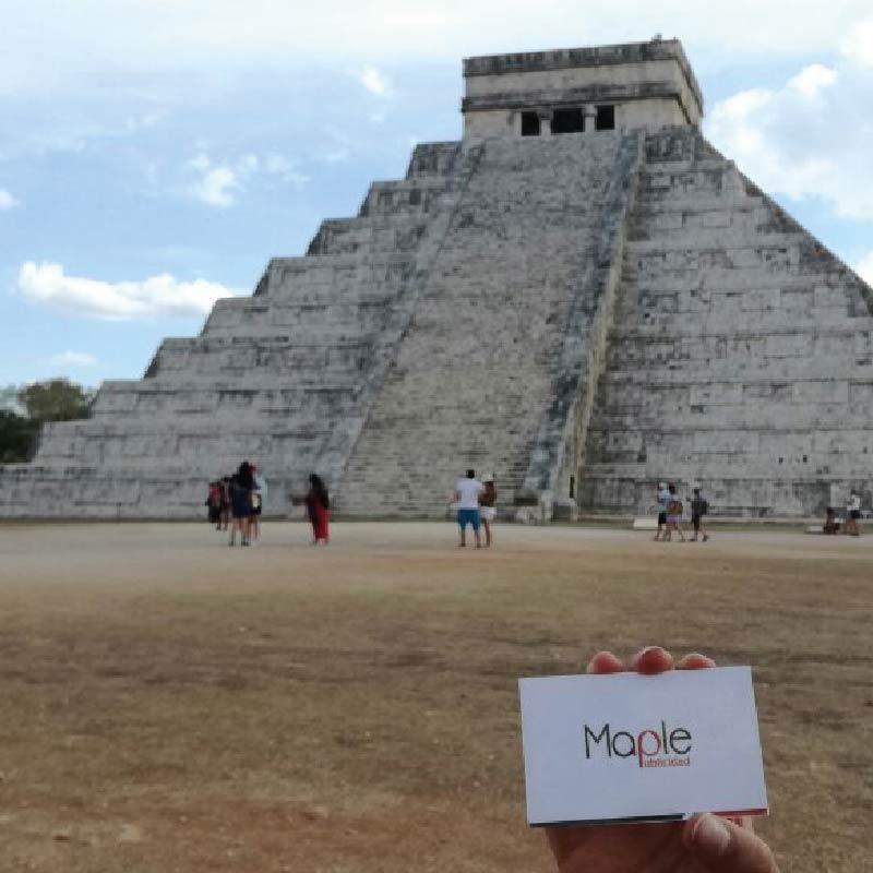 Chichén Itzá –  Yucatán – MEX