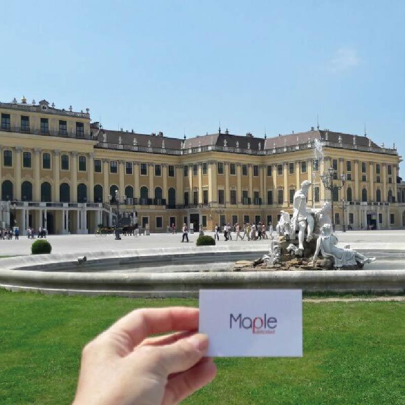 Palacio de Schönbrunn – Viena – AUT