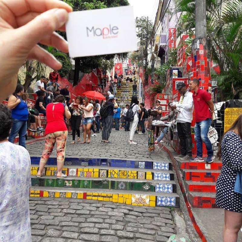 Escalera de Selarón – Río de Janeiro – BRA