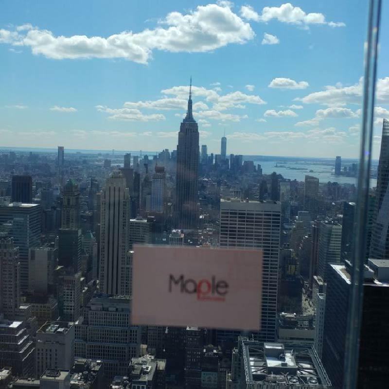New York desde el Rockefeller Center – EEUU