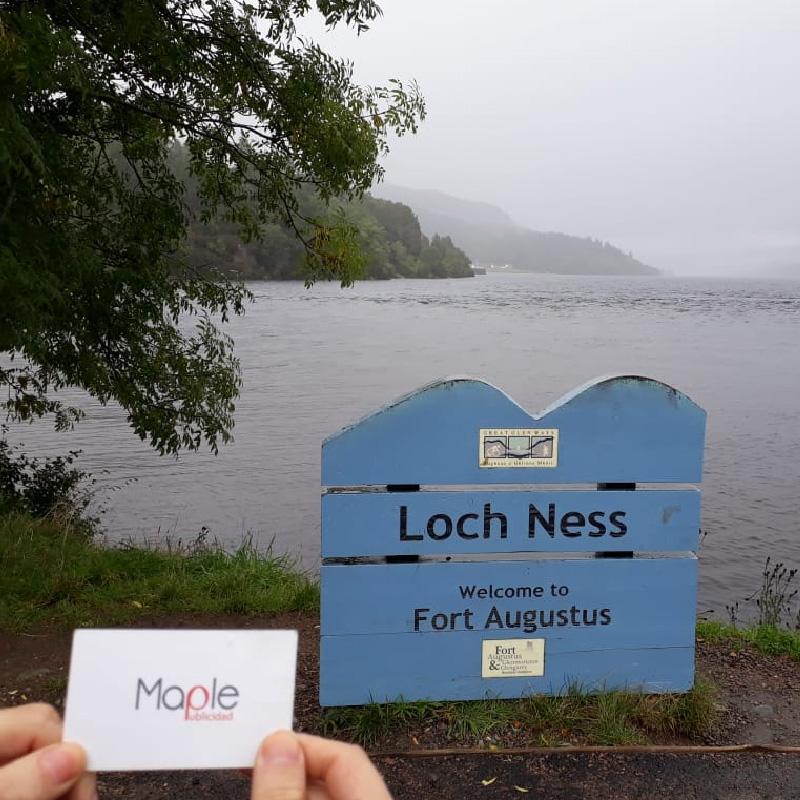 Lago Ness – ESC