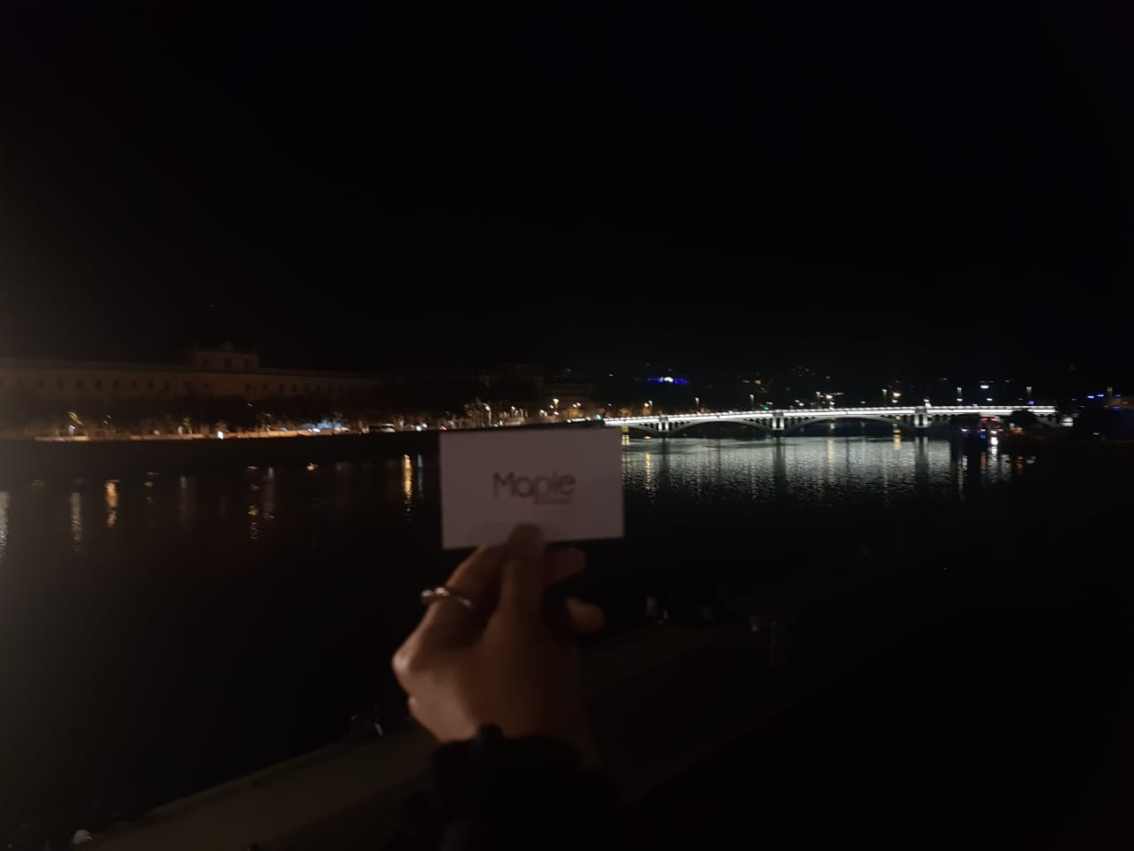 Lyon de noche – FRA
