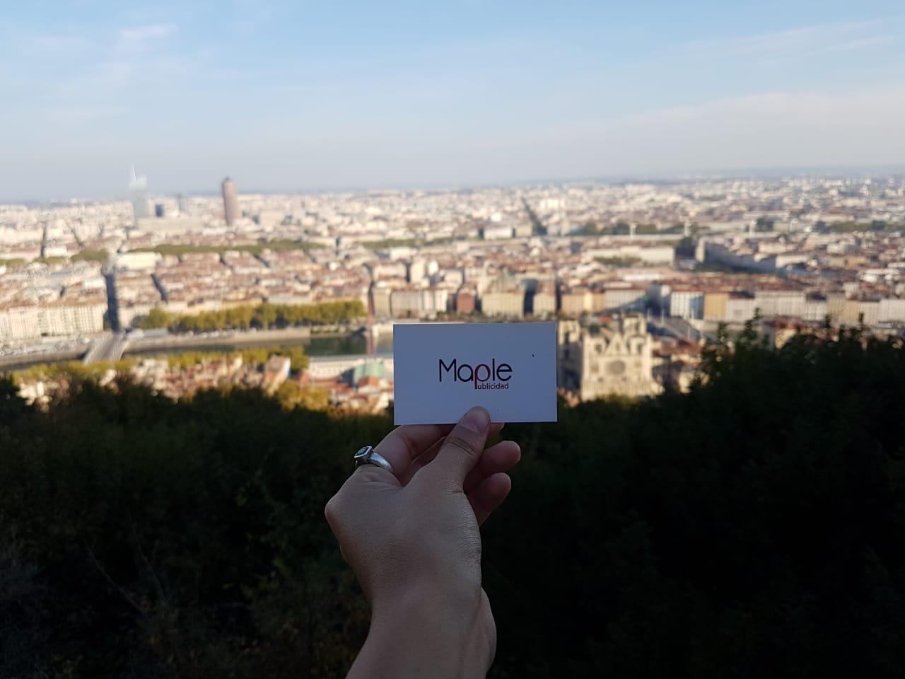 Lyon de día – FRA