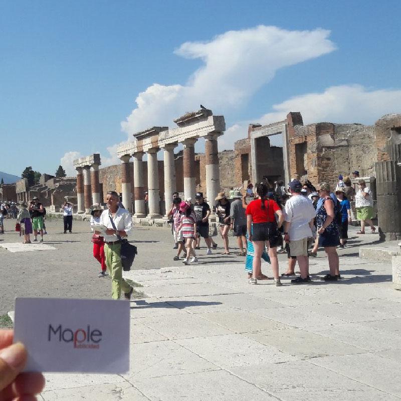 Ruinas de Pompeya – ITA