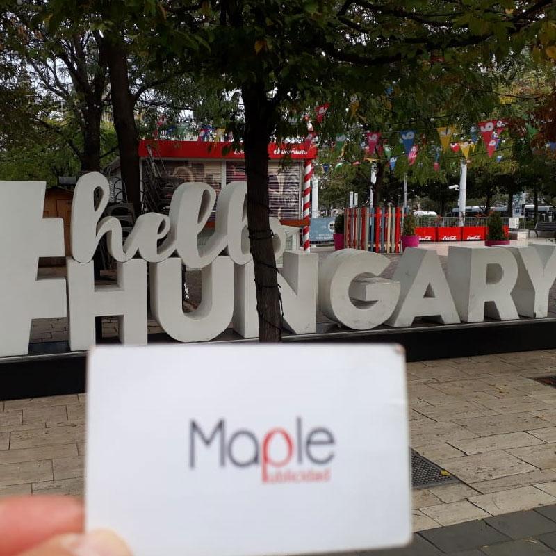 Hola Hungria! – HUN