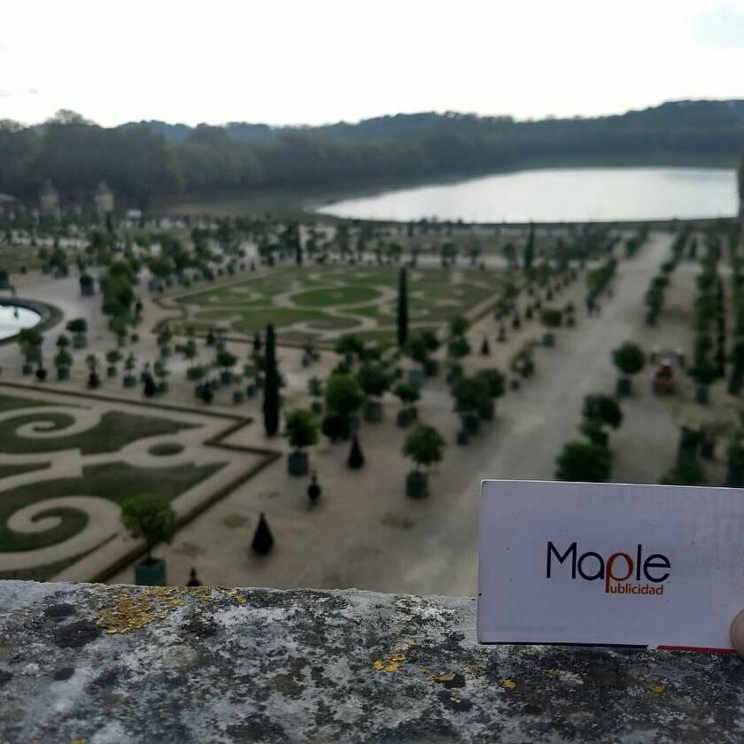 Jardines de Versalles – ESP